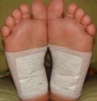 Detoxifying Foot Pads