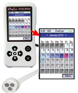 Ova Cue Fertility, Saliva, Ovulation, Electronic Monitor at the best price on the web