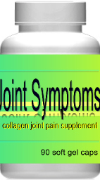 joint symptoms for arthritis and joint pain