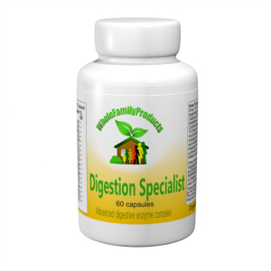 WFP Digestion Specialist-digestion specialist, digestive enzymes, digest matrix, digestion aid, digestion supplement, help with digestion, natural digestion, digestion enymes herbal