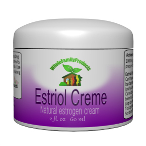 WFP Estriol Creme-estriol creme, estriol cream, estriol oil, estrogen cream, estrogen creme, estrogen oil