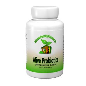 WFP Alive Probiotics-probiotics, alive probiotics